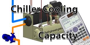 Chiller Cooling Capacity How To Calculate The
