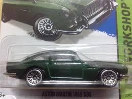 2014 Hot Wheels ASTON MARTIN 1963 DBS (end 2/4/2018 2:15 PM)