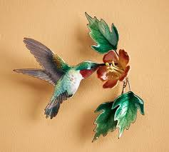 on hummingbird wood wall art with enamel wall art wild wings