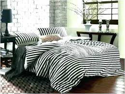 full size of black and white rugby stripe bedding blue gray striped duvet cover bed set