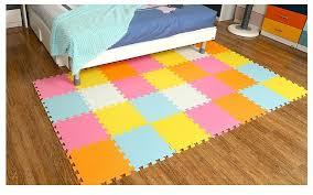 30 30cm mats kids soft flooring puzzle mats for children jigsaw mat eva foam play mat 10pcs 4colours co uk toys