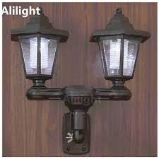 cheap outdoor lighting fixtures. vintage led solar power path stair outdoor lighting garden fence yard wall porch lights retro cheap fixtures
