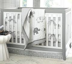elephant crib bedding boy baby girl nursery canada