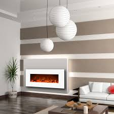 electric wall mounted fireplace from hayneedle com