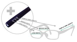 Reading Glasses Size Chart Correct Size Chart For Childrens Glasses Kids Glasses
