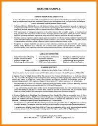 9 Human Resources Manager Resume Sample Resign Latter