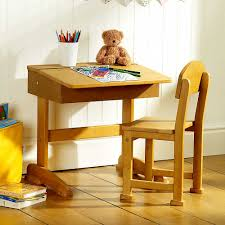 child desk with chair