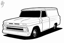 coloring old chevy truck pages printable page for kids unusual 1280