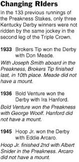 Rachel Alexandra Aimed At Preakness With Borel Up The