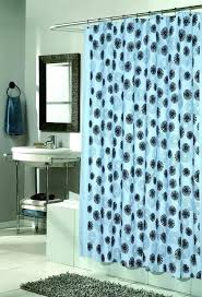 black and blue shower curtain shower curtains black and blue shower curtain anchors blue shower for
