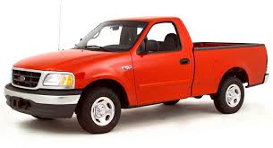 2000 Ford F-150 Information