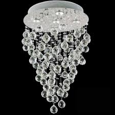 full size of lighting appealing raindrop chandelier 0 0001519 24 raindrops modern foyer crystal round mirror large