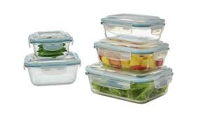 Glass Food Storage Containers With Locking Lids Amazing Glass Food Storage Set 32Pc Groupon Goods