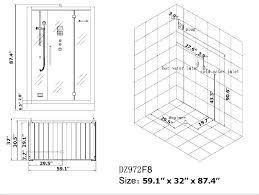 Standard shower dimensions Drain Outdoor Shower Dimensions Standard Shower Size Sizes Astounding Walk In Plan Deutscherapothekenpoolinfo Outdoor Shower Dimensions Standard Shower Size Sizes Astounding Walk