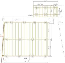 diy floating deck plans rogue engineer 7 home design 20 mamak greenite regarding dimensions 906 x
