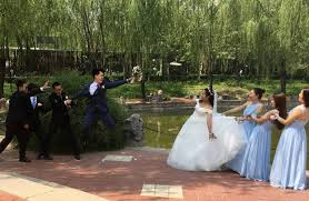 I Do What In China Some Western Wedding Customs Don T Compute Wsj