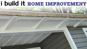 soffit vent installation. Plain Vent How To Make And Install Wooden Soffit Vents Vent Installation D