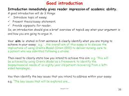 writing a good academic essay introduction acirc how to write a good resume writing services london ontario