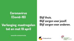 CrisisCenter Belgium on Twitter: