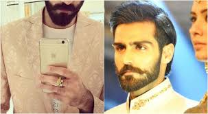 Stubble Facial Hair Style facial hair dont care which pakistani celebs are slaying the 5593 by wearticles.com