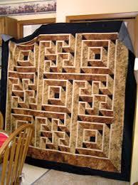 43 best Labyrinth Walk quilt colorways images on Pinterest | Walks ... & Labyrinth Quilt Adamdwight.com