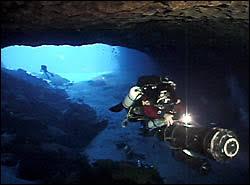 Underwater Wakulla Springs