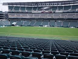 Lincoln Financial Field Section 101 Seat Views Seatgeek