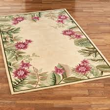 tropical area rugs. Tropical Area Rugs Haven Floral Room Size Accent Inexpensive Washable Cheap Shag Palm Tree Kitchen Rug S