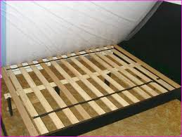 full size bed slats diy