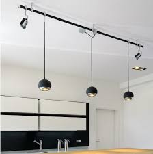 cool track lighting. Dining Room Incredible Innovative Pendant Track Lighting How To Configure A For Cool Square Wood Table