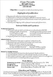 Dental Assistant Resume Sample Simple Example Dental Assistant Resume Resume Ideas Pro