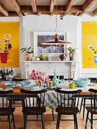 dining room khaki tone: develop a natural evolved look in your home with items that go together comfortably but do not match exactly each type of wood has a characteristic color