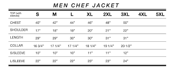 Safety Jogger Size Chart Size Chart