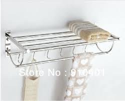 hand towel holder brushed nickel. Bathroom Towel Racks Brushed Nickel  Home Design Ideas And Pictures With Hand Holder