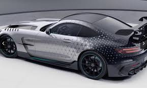 The most powerful amg v8 series engine of all time, the most expressive design, the most elaborate aerodynamics, the most intelligent material mix, the most distinctive driving dynamics: Mercedes Amg Gt Black Series P One Edition What Is Special