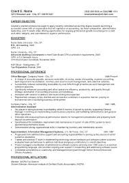 Beginner Resume Examples Classy Summary Example Resume Examples Entry Level Elegant Best Accounting