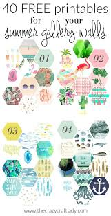 Free Wall Printables 139 Best Free Printables O Roundups Images On Pinterest Free