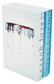 red queen 2 book hardcover box set red queen and gl sword