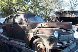1948 Mercury Coupe For Sale Sparta, Wisconsin