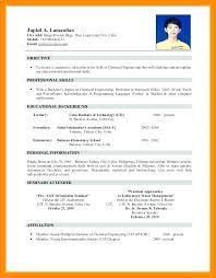 Sample Biodata Job Biodata Format Doc Resume Sample Example Of 1 Sjpg Letsdeliver Co