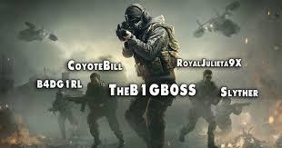 Vuelven los juegos de las iniciales: Nombres Para La Saga Call Of Duty Nombres Para Hombres Mujeres Y Tryhards Liga De Gamers