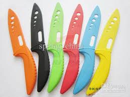 Ceramic Knife Kitchen Tools 6 Knives Multi Color Handle Ceramic Ceramic Kitchen Knives