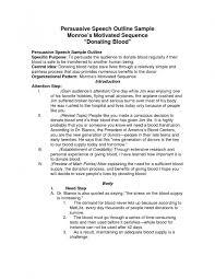 Mla Format Persuasive Essay Outline Applydocoumentco