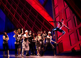 Spider Man To Close On Broadway The New York Times