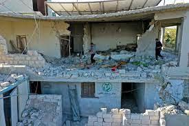 قصف لقوات النظام على مبنى يضم نقطة طبية في شمال غرب سوريا (المرصد) - فرانس  24