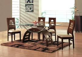 glass dining table sets india. full image for rectangular glass top dining table sets set online india 39 n