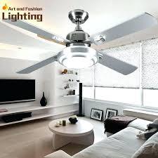 modern ceiling fans remote