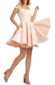 Shop women's mac duggal cocktail dresses. Mac Duggal Cold Shoulder Cocktail Dress In Blush Modesens