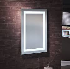 Bathroom Mirrors View Battery Operated Led Bathroom Mirrors
