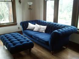 Light Blue Curtains Living Room Navy Blue Sofas Accent Color Chair Cushions Light Sofa A In Sofa